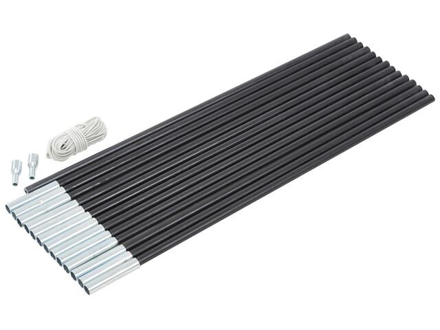 CAMPZ Glasfaser Gestänge-Set 11mm/7,0m